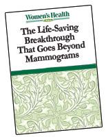 The Life-Saving Breakthrough That Goes Beyond Mammograms